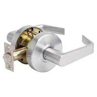MASTER LOCK SLCHPG26D Lever Lockset,Mechanical,SLC Angled