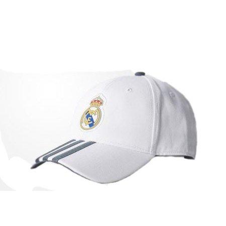 b9cab8dcb59 Adidas Real Madrid 3-Stripes Cap ( AA1046 ) - Walmart.com