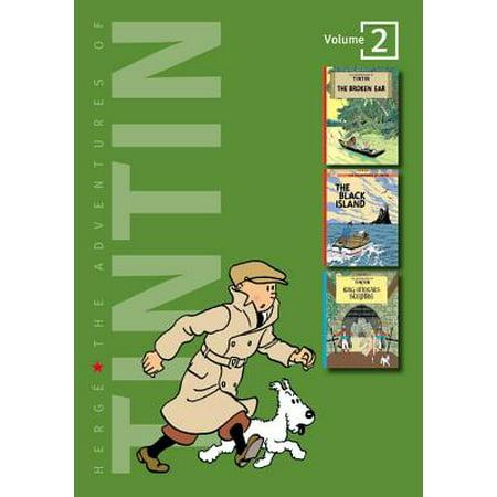 The Adventures of Tintin: Volume 2 ()