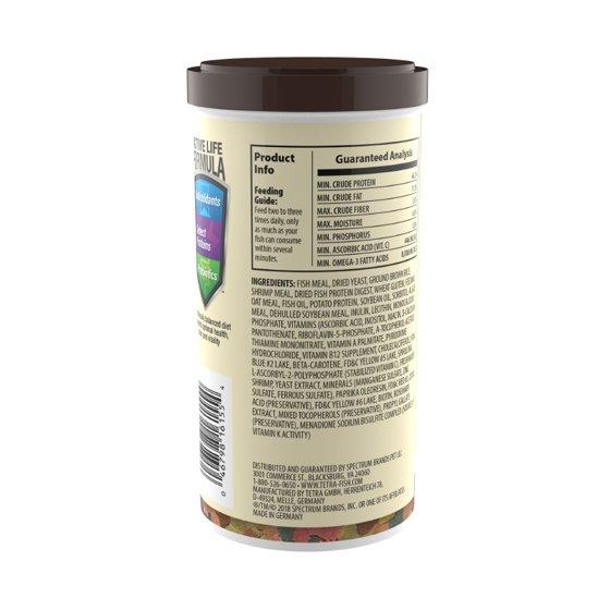 Tetra TetraMin Tropical Fish Food Flakes, XL, 2 82 oz
