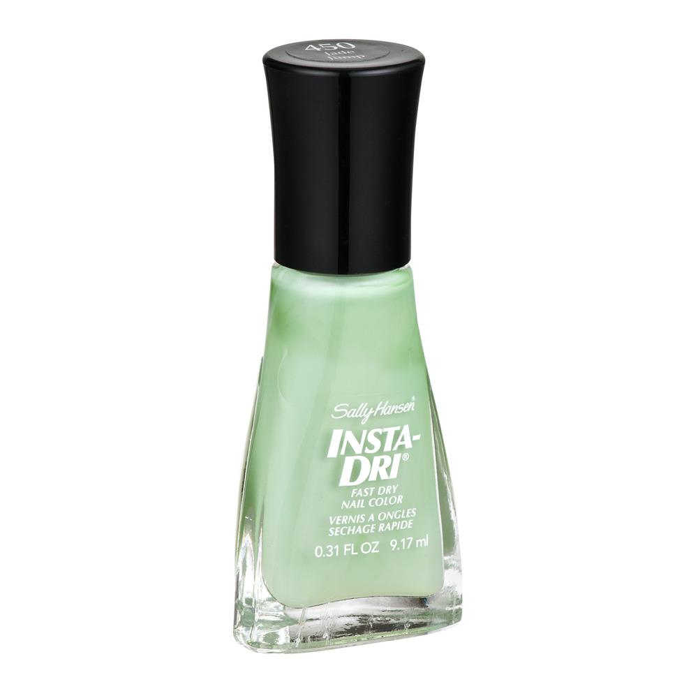 Sally Hansen Insta-Dri Nail Color, In Prompt Blue - Walmart.com