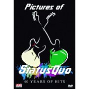 Status Quo: Pictures Of Status Quo The Definitive History Of The Psychedelic Rock Band by