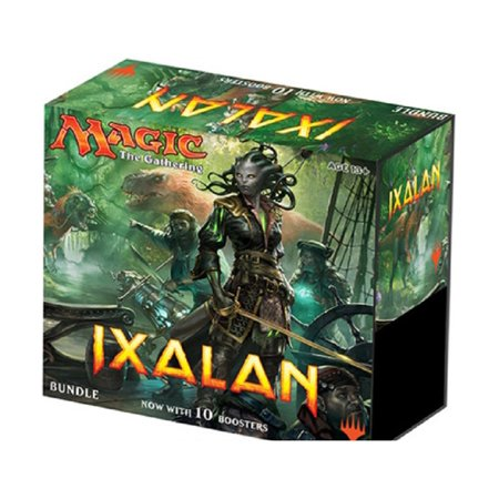 Magic the Gathering: Ixalan Bundle Box (Fat Pack) with 10 Booster per Box (New September 2017 Release) Perfect for Collectors, Beginners, Children, Kids, Teens, Adults or Advanced Players