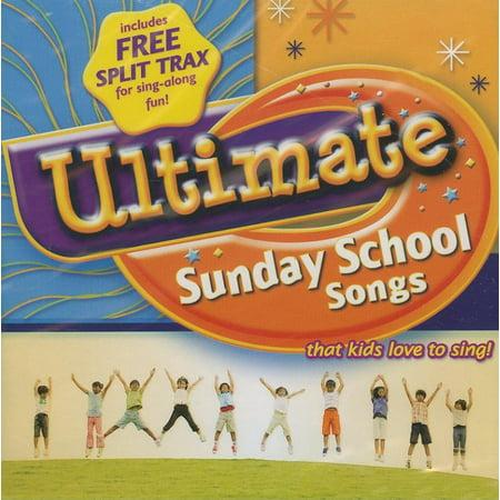 Ultimate (Integrity Kids): Ultimate Sunday School Songs (Audiobook)](Kids Sunday School)