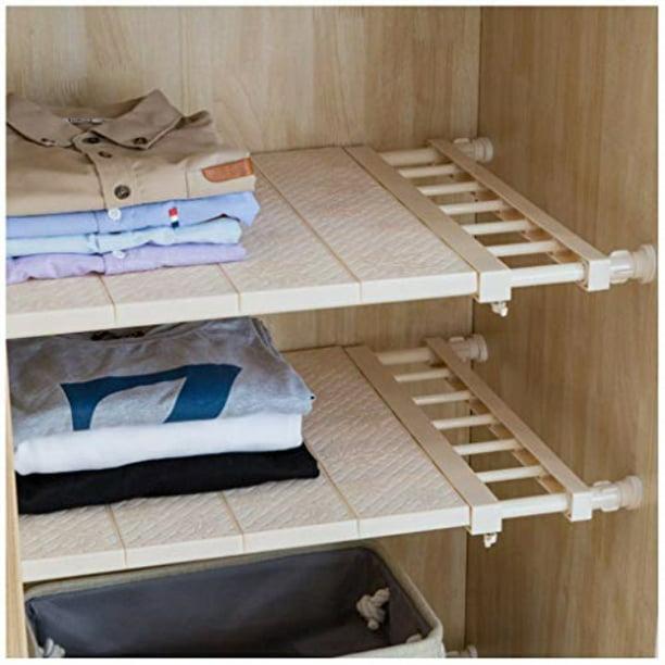 Hyfanstr Adjustable Storage Rack, Adjustable Storage Shelves