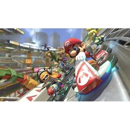 Best Mario Kart 8 Deluxe, Nintendo, Nintendo Switch, 045496590475 deal