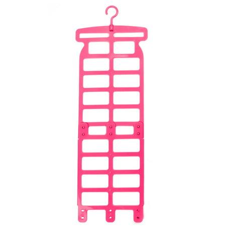 Home Plastic Adjustable Assembled Pillow Doll Drying Hanger Hook Rack 2 Pcs - image 4 de 6