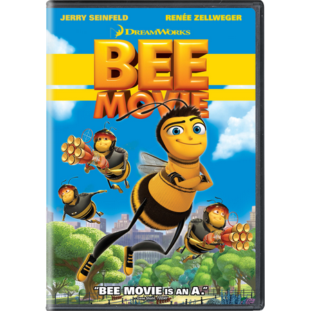 - Bee Movie (DVD)
