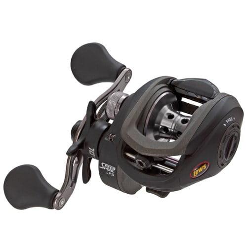 Click here to buy Lews Fishing Speed Spool LFS, Baitcast Reel, SSG1SHL by Lews Fishing.
