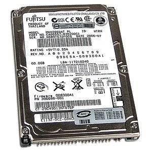 5400rpm 8mb Notebook Hard Drive -
