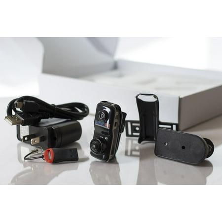Discrete Business Mini Motion Activated Camera w/ 9m Sensor - Bdm Sensor Activated Electronic