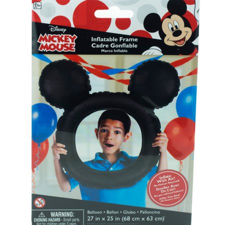 Mickey Mouse Inflatable Frame with Air Balloon 27