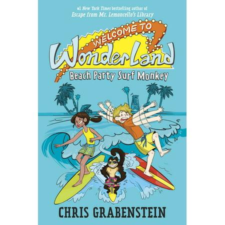Welcome to Wonderland #2: Beach Party Surf -