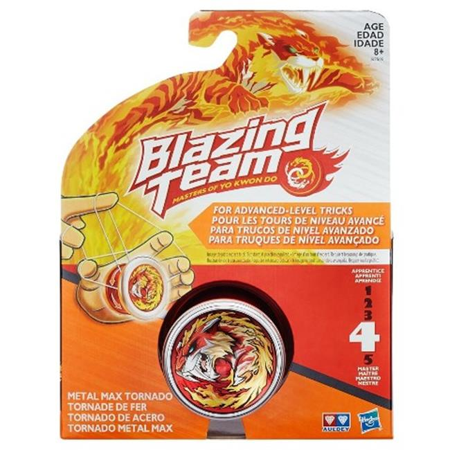 Hasbro HSBB7505 Blazing Team Ultimate Tornado Strike, Pack of 6 by Hasbro