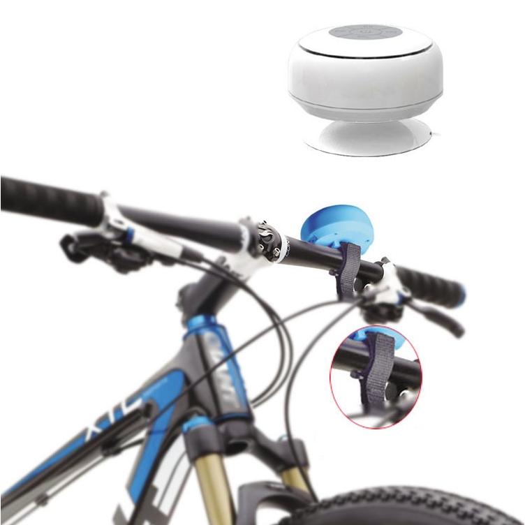 Waterproof Bluetooth Bike-Mounted Sports Speaker