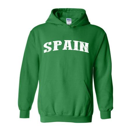 24f9654cf Artix - Spain Hoodie Spain Artix Unisex Hoodie Sweatshirt - Walmart.com