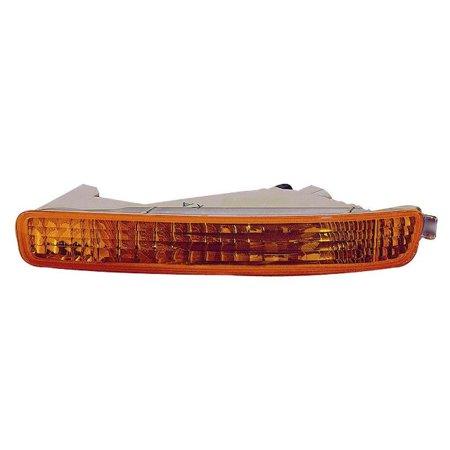 LEFT Bumper Light - Fits 96-97 Honda Accord Turn Signal Lamp -NEW