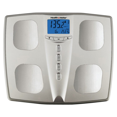 Health O Meter 2.0'' Royal Backlit Display Digital Bath Scale
