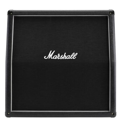 "Click here to buy Marshall MX412A 4x12"" Angled Guitar Speaker Cabinet."