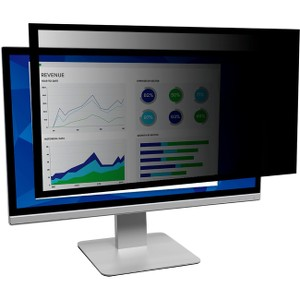 "3M Framed Privacy Filter for 24"" Widescreen Monitor (16:10) by 3M"