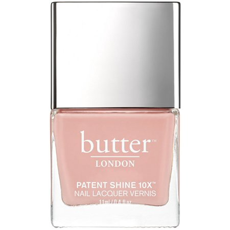Butter London for Women Patent Shine 10X Nail Lacquer, Shop Girl, 0.4 oz