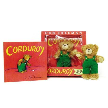 Corduroy [With Plush Bear] (Hardcover)