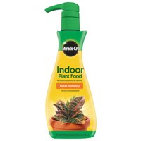 Deals on Miracle-Gro Indoor Plant Food Liquid 8 oz 100055