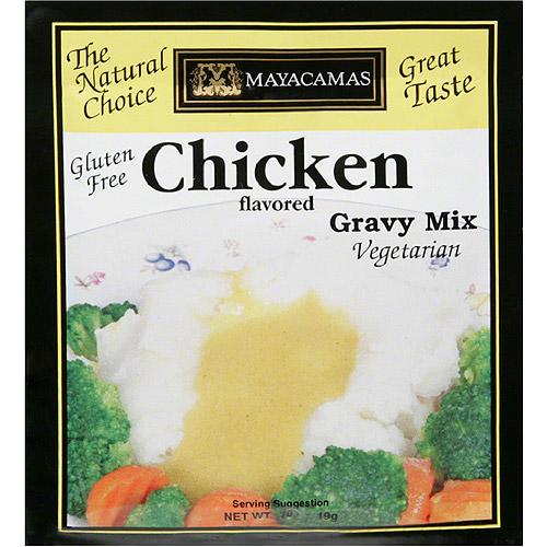 Mayacamas Chicken Flavored Gravy Mix, 0.75 oz (Pack of 12)