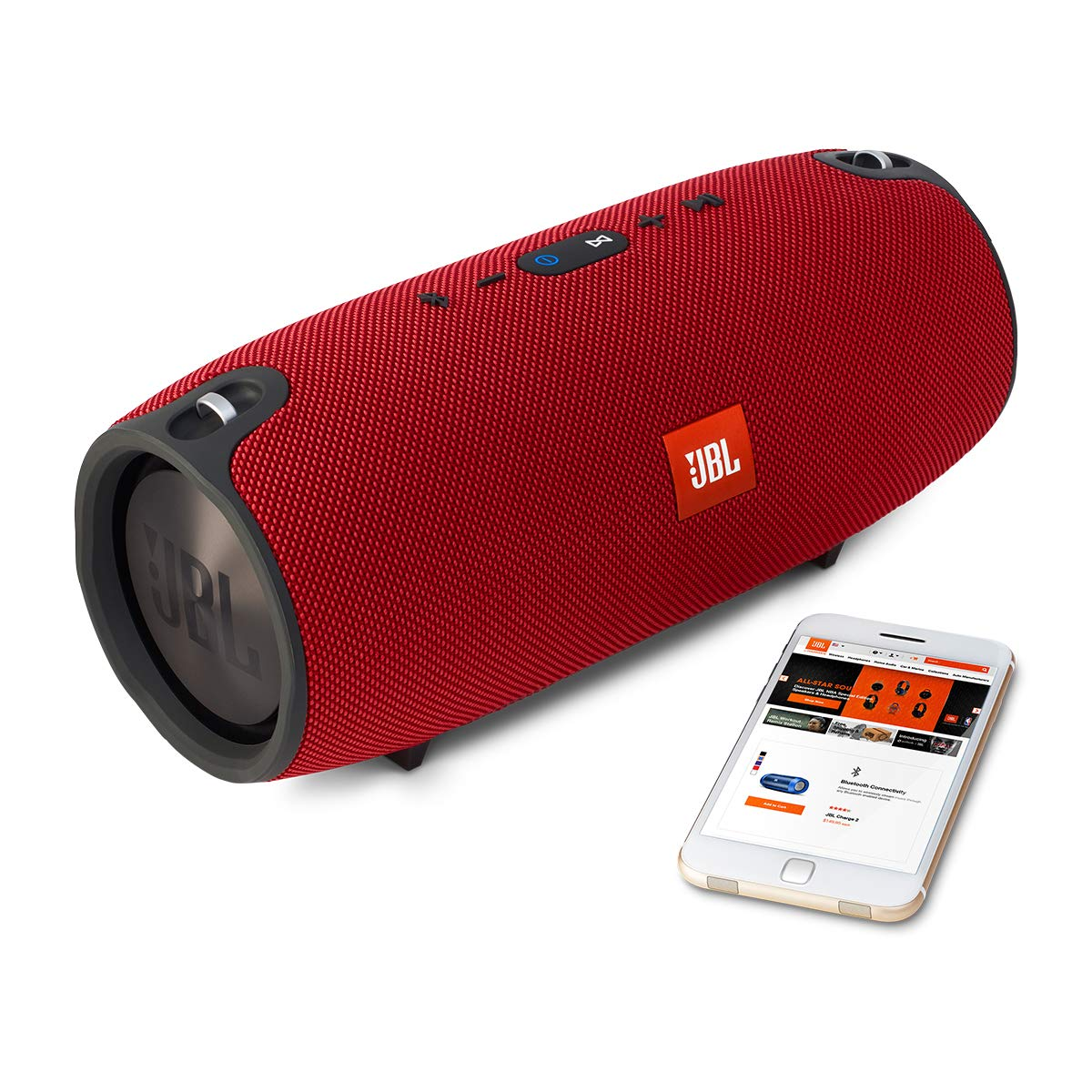 Xtreme Portable Bluetooth Speaker Style New 1-3 Day Shipping Brand New