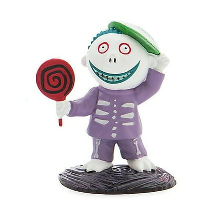 The Nightmare Before Christmas Barrel PVC Figure [No Packaging] ()