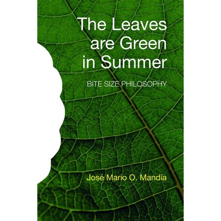 Summer Leaf (The Leaves are Green in Summer - eBook)