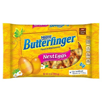 Butterfinger Easter NestEggs, 10 oz Bag (Pack of 4)