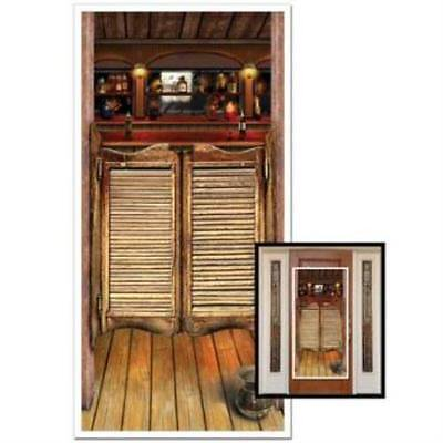 Saloon Door Cover All-Weather Indoor/Outdoor Use, 2PK - Saloon Door