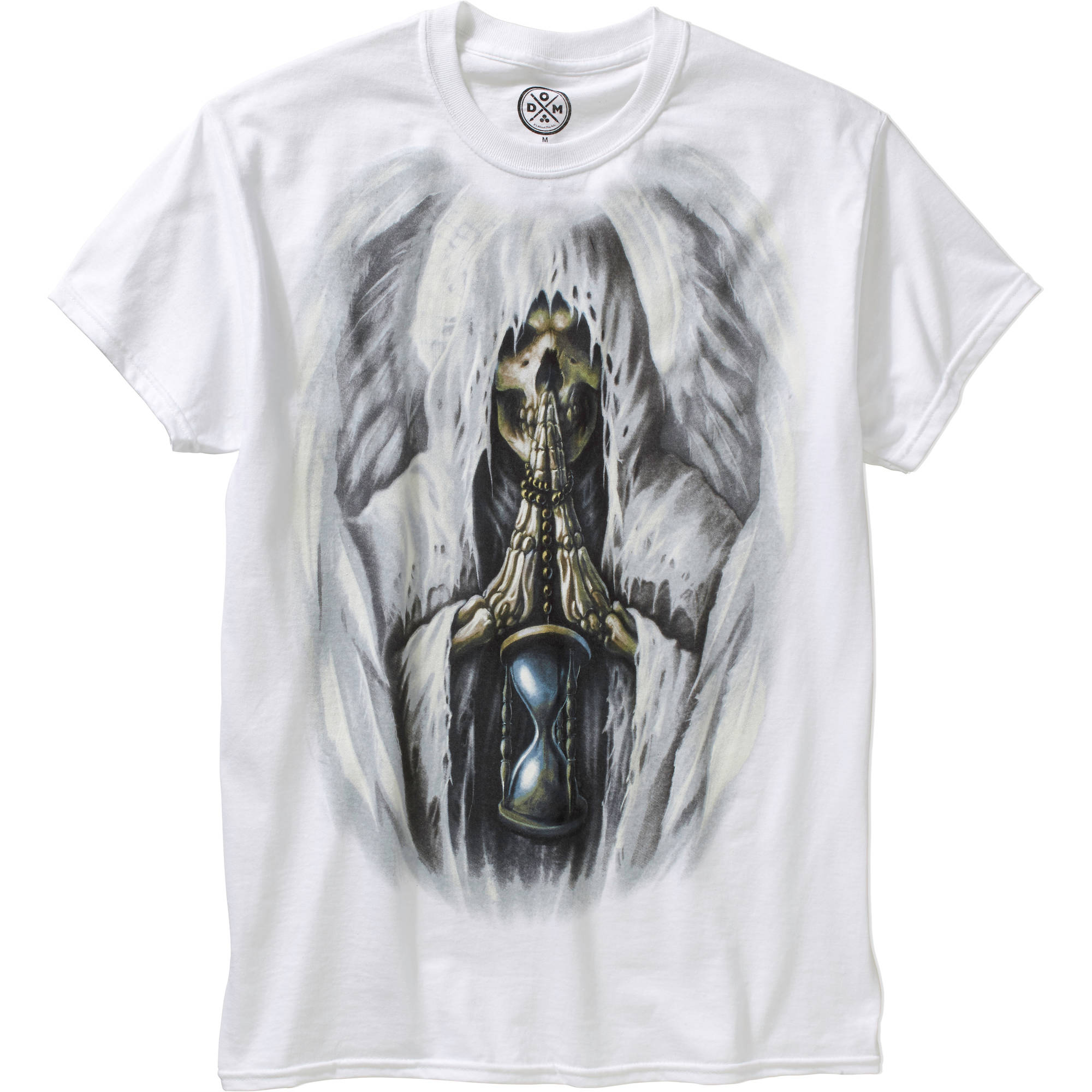 Reaper Skull Big Men's Graphic Tee
