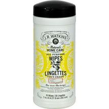 Multi-Surface Wipes: J.R. Watkins All Purpose Wipes