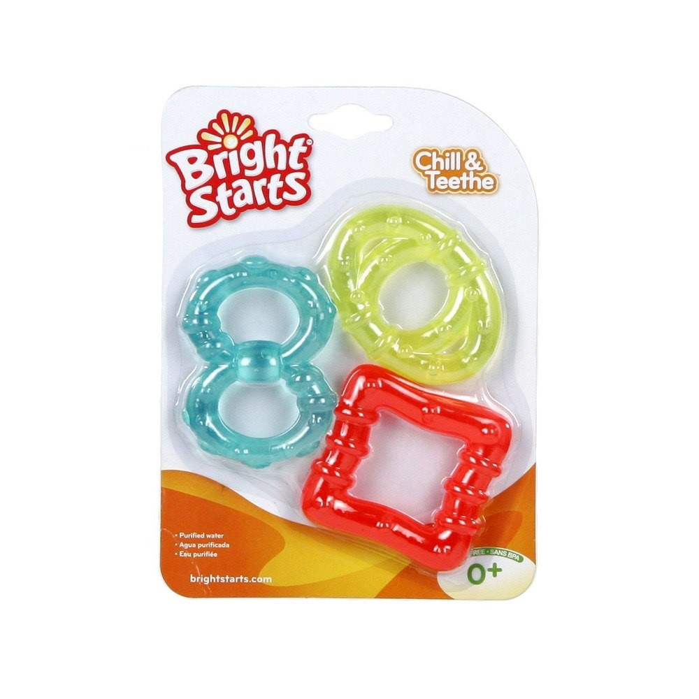 Bright Starts Chill & Teethe Teether Toy