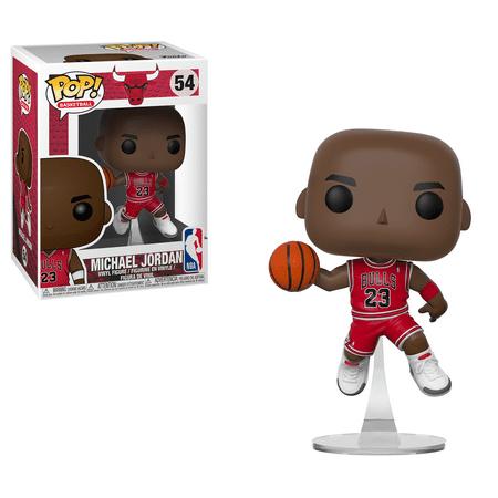 Funko POP! NBA: Bulls - Michael Jordan