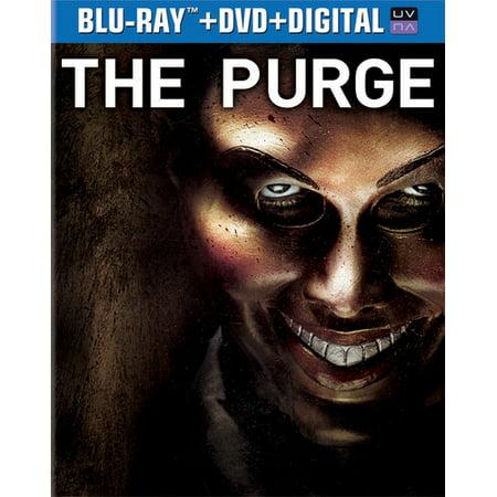 The Purge (Blu-ray + DVD + Digital HD)](Girl From The Purge)