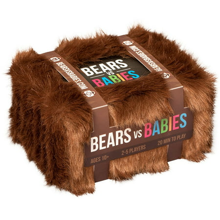 Bears Vs Babies  A Card Game From The Creators Of Exploding Kittens