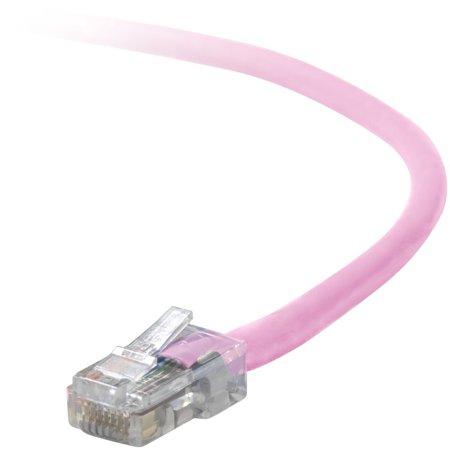 Belkin Cat. 5e UTP Patch Cable A3L791-03-PNK-S + Belkin en Veo y Compro