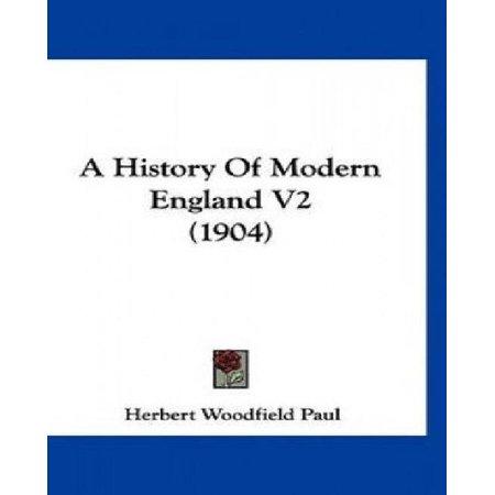 A History of Modern England V2 (1904) - image 1 of 1