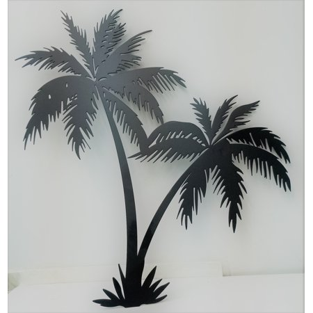 Twin Palm Trees 20