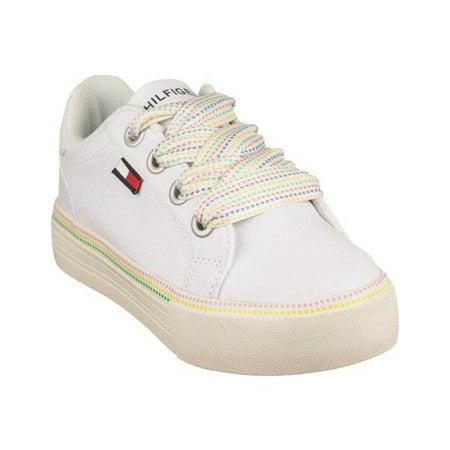 a589ebff Tommy Hilfiger - Children's Tommy Hilfiger Iconic Court Sneaker -  Walmart.com
