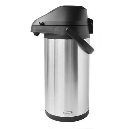 - Brentwood 3.5-Liter Airpot Hot & Cold Drink Dispenser