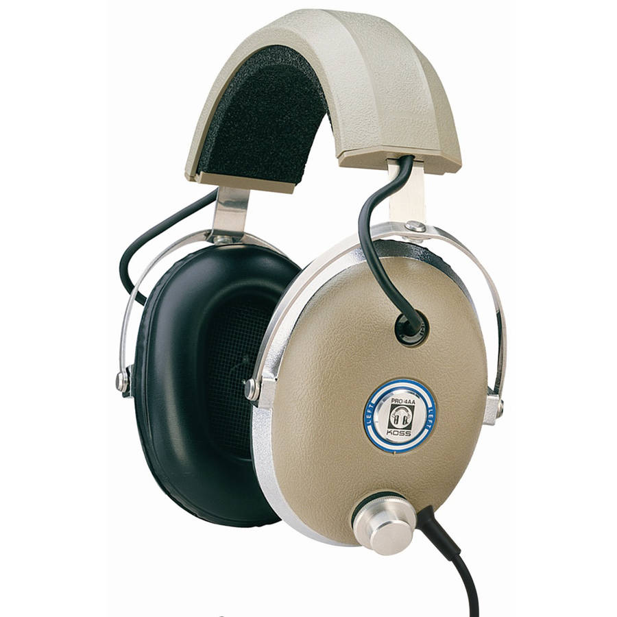 Koss Pro4Aa Full-Size Professional Headphones by Koss