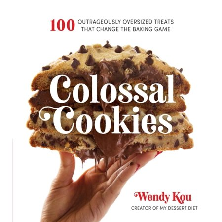 Colossal Cookies - eBook