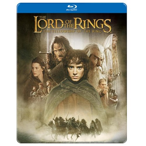 The Lord Of The Rings: Fellowship Of The Ring (Blu-ray) (Steelbook Packaging) (Widescreen)