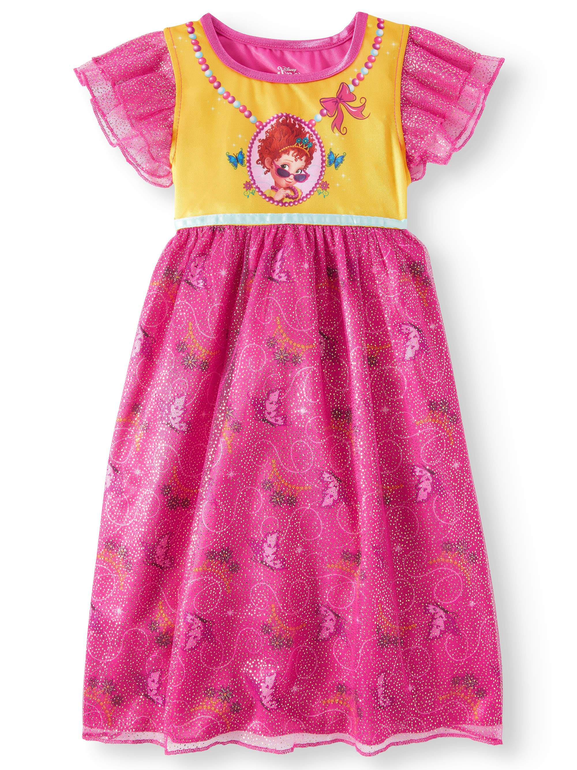 Fancy Nancy Poly Sleep Gown (Toddler Girls)