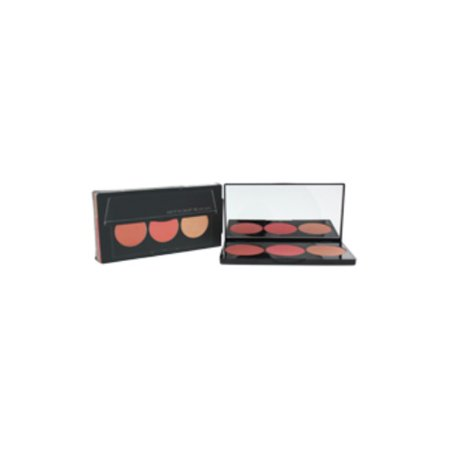 L.A. Lights Blush and Highlight Palette - Culver City Coral by SmashBox for Women - 1 Pc Palette 0.10 - image 2 de 3