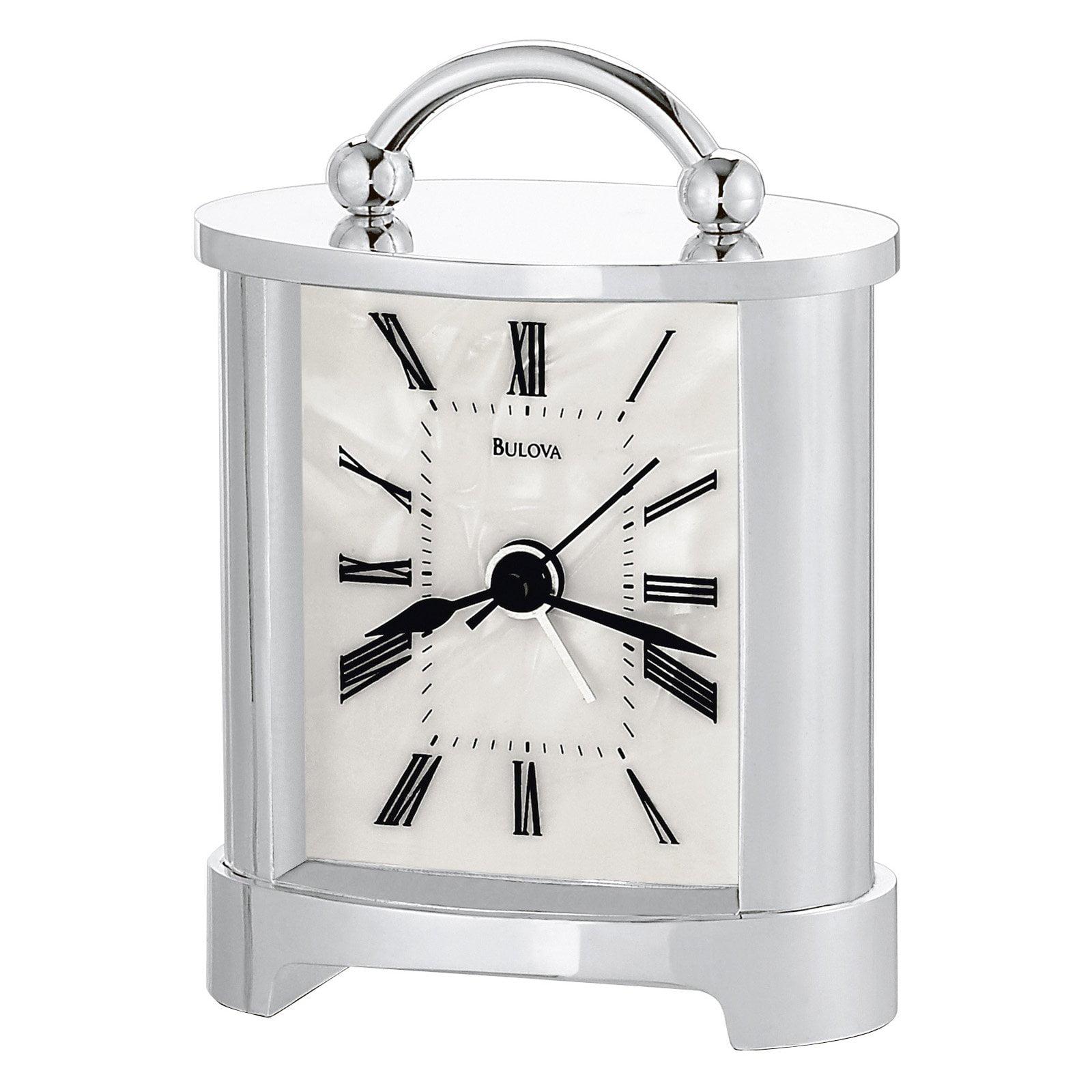 Bulova B2634 Regent Tabletop collection Clock
